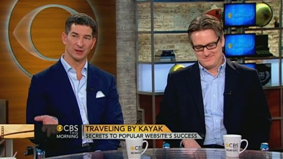 Kayak.com CEOs talk online&nbsp;&hellip;