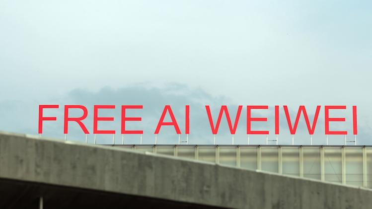Ai Weiwei Exhibition Opens In Bregenz