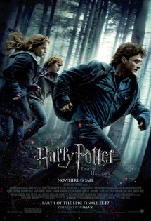 Poster of Harry Potter and the Deathly Hallows: Part 1