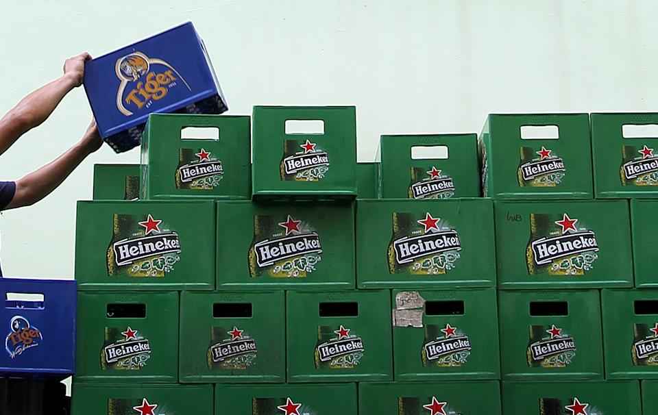 Heineken inches toward Tiger takeover
