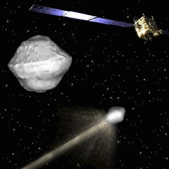 Asteroid-Smashing Mission Picks Space Rock Target