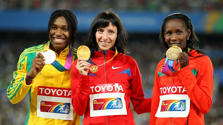 13th IAAF World Athletics Championships Daegu 2011 - Day Nine