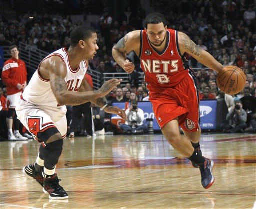 Hamilton, Rose lead Bulls over Nets 110-95