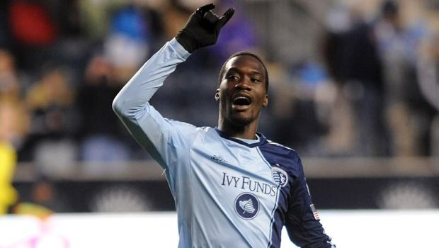 "Sporting Kansas City's CJ Sapong back to ""dominating"" after goal-starved season"