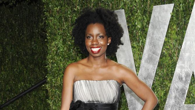 "FILE - This Feb. 26, 2012 photo shows actress Adepero Oduye at the Vanity Fair Oscar party in West Hollywood, Calif. On July 16, 2013, Oduye will take over the role of Thelma in the Broadway play ""The Trip to Bountiful."" Oduye replaces Condola Rashad, whose last performance in the role was on Sunday. (AP Photo/Evan Agostini, File)"