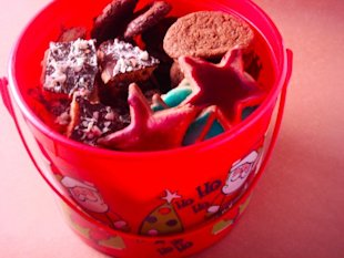 bucket o' cookies
