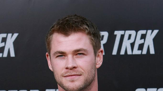 Star Trek LA Premiere 2009 Chris Hemsworth