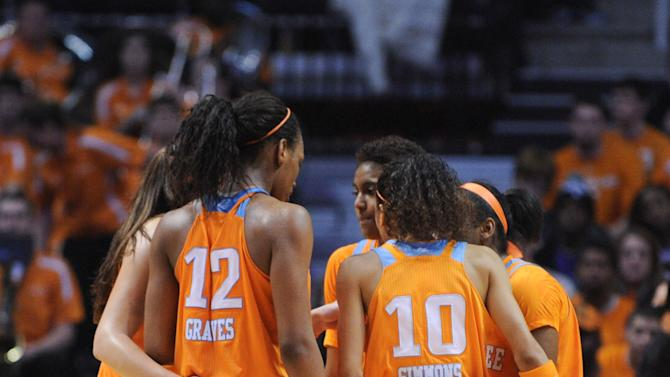 NCAA Womens Basketball: Notre Dame at Tennessee