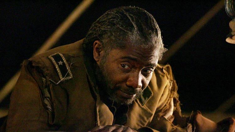 Franklin Ajaye stars in Deadwood on HBO.