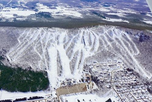 Resort Development: Wisconsin's Tiny Granite Peak Wants to Compete With Vail