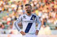 Are you watching, Stuart Pearce? Beckham sends message to Team GB coach with stunning double for LA Galaxy