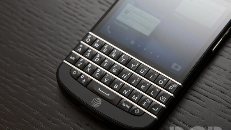 BlackBerry handsets are nearly extinct