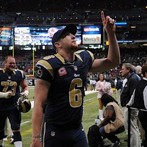 Wk 7 Can't-Miss Play: Rams have guts and glory