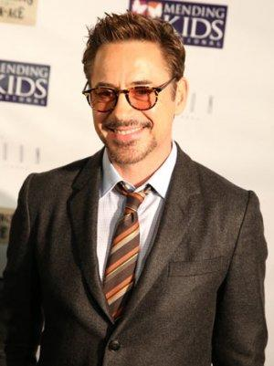Robert Downey Jr. Rolls Into Beijing for 'Iron Man 3' Publicity Blitz