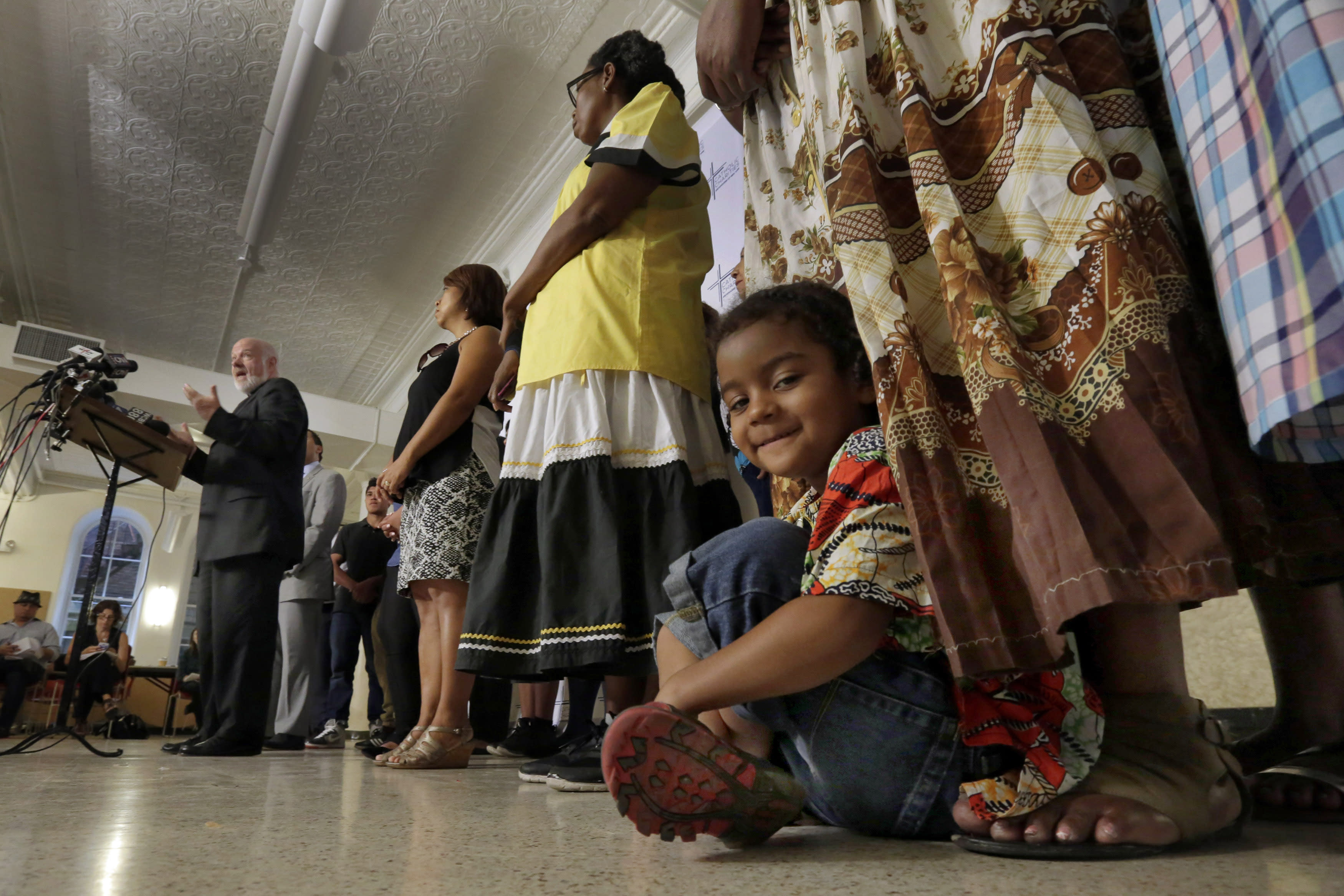 Immigrants, refugees to receive papal blessing in NYC