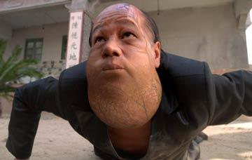 Leung Siu Lung in Sony Pictures Classics' Kung Fu Hustle