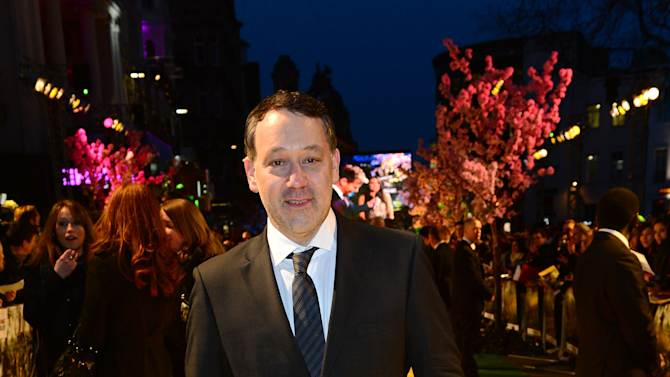Sam Raimi attends Walt Disney Pictures European Premiere of 'Oz: The Great And Powerful' at the Empire Leicester Square in London on Thursday, Feb. 28, 2013. (Jon Furniss/Invision for Disney/AP)
