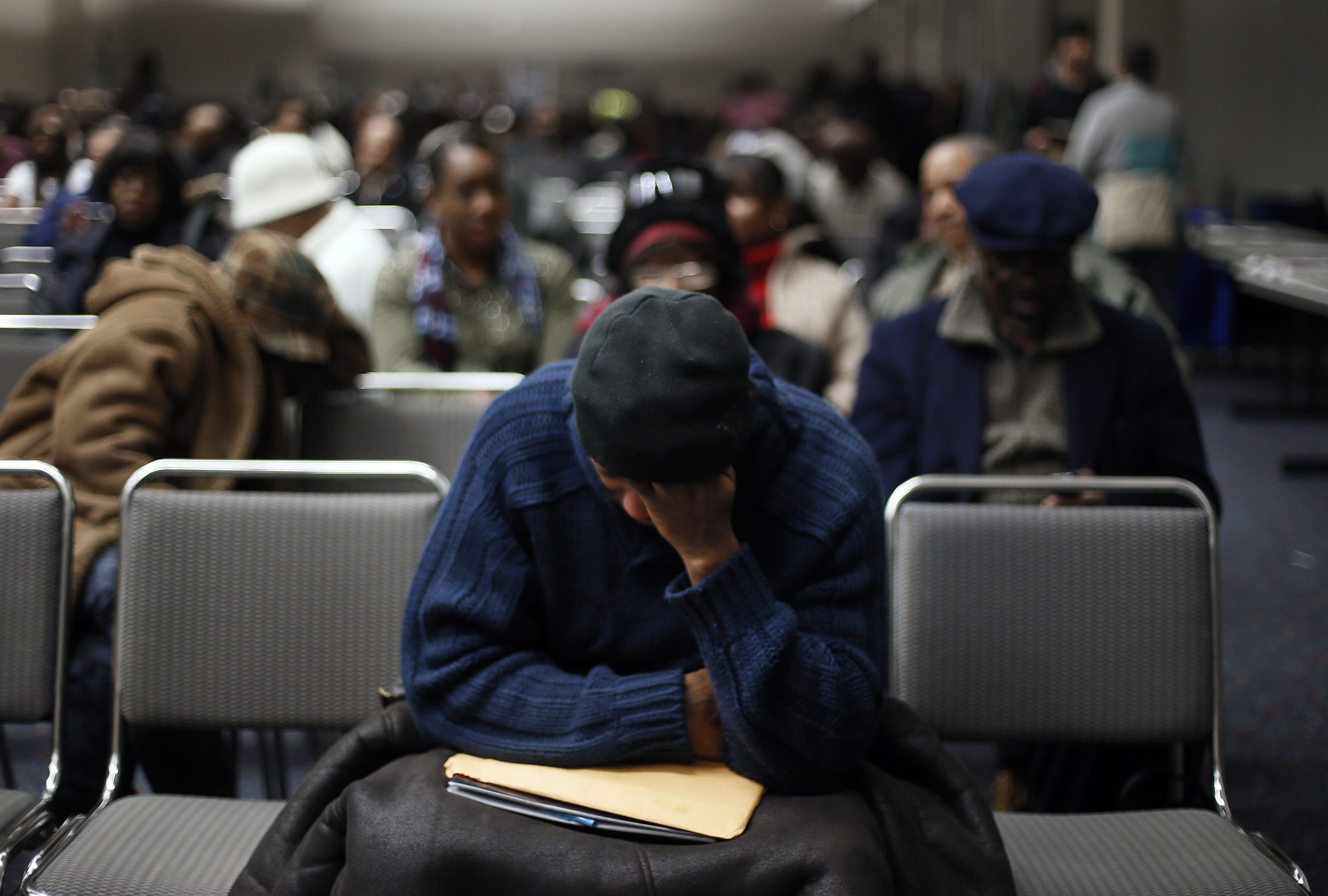 Last-ditch foreclosure hearings draw many Detroit homeowners