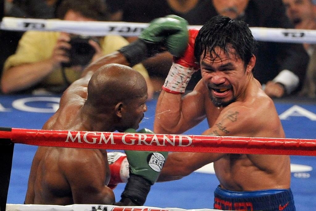 Pacquiao's Olympic dream dashed