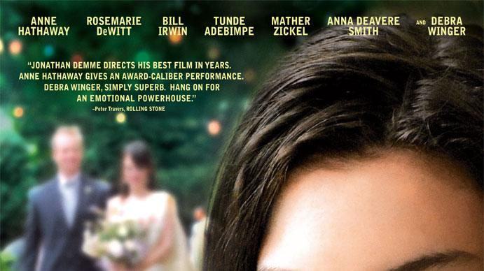 Anne Hathaway Rachel Getting Married Production Stills Poster Sony Pictures Classics 2008