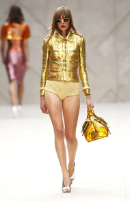 Top 10 Trends: London Fashion Week Spring 2013