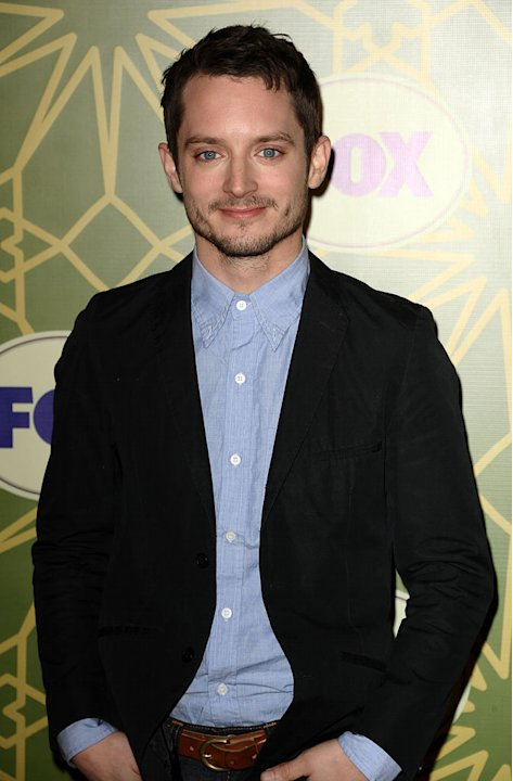"Elijah Wood (""Wilfred"") attends the 2012 Fox Winter TCA All-Star Party at Castle Green on January 8, 2012 in Pasadena, California."