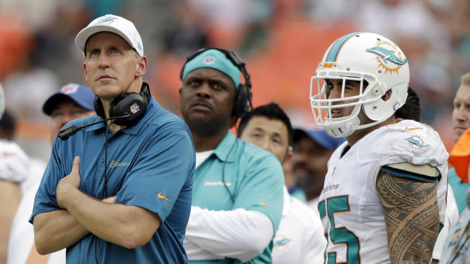 Dolphins owner Ross contemplates possible changes