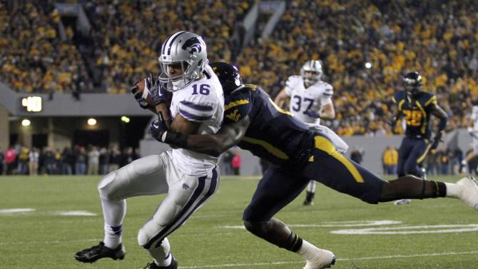 Kansas State v West Virginia