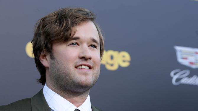 "Haley Joel Osment seen at Warner Bros. Premiere of ""Entourage"" held at Regency Village Theatre on Monday, June 1, 2015, in Westwood, Calif. (Photo by Eric Charbonneau/Invision for Warner Bros./AP Images)"