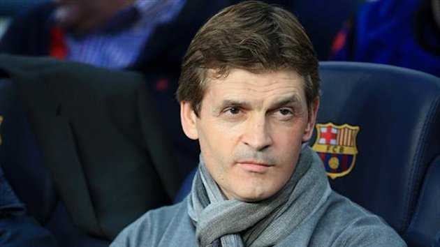Illness forced Tito Vilanova to step down as Barcelona head coach