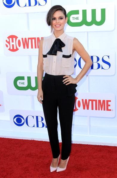 Rachel Bilson attends CW, CBS, And Showtime 2012 Summer TCA Party at The Beverly Hilton Hotel on July 29, 2012 in Beverly Hills, California. (Photo by Frederick M. Brown/Getty Images)