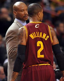 Scott doesn't regret taking Cavs job