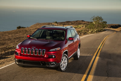 Jeep Cherokee to get Engine Stop-Start (ESS) in 2015