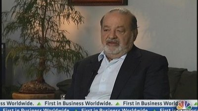 60 Is the New 30: Carlos Slim