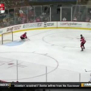 Cory Schneider Save on Craig Smith (04:47/3rd)