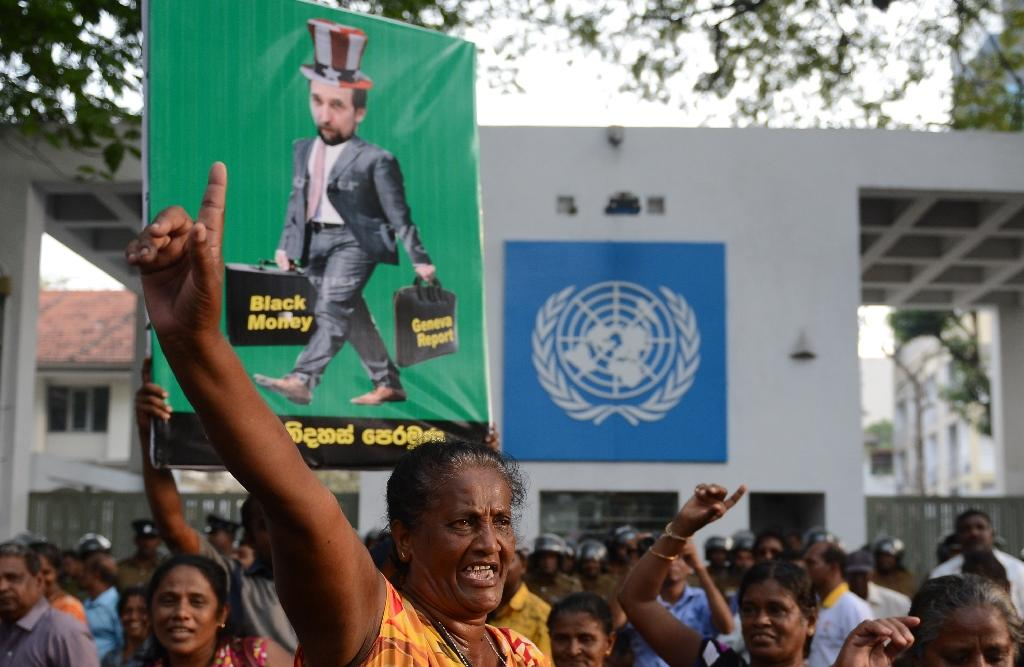 UN against amnesty for jailed Sri Lanka rebels: chief minister