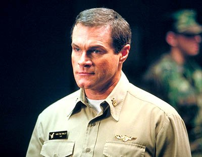 David Keith plays Master Chief O'Malley in 20th Century Fox's Behind Enemy Lines