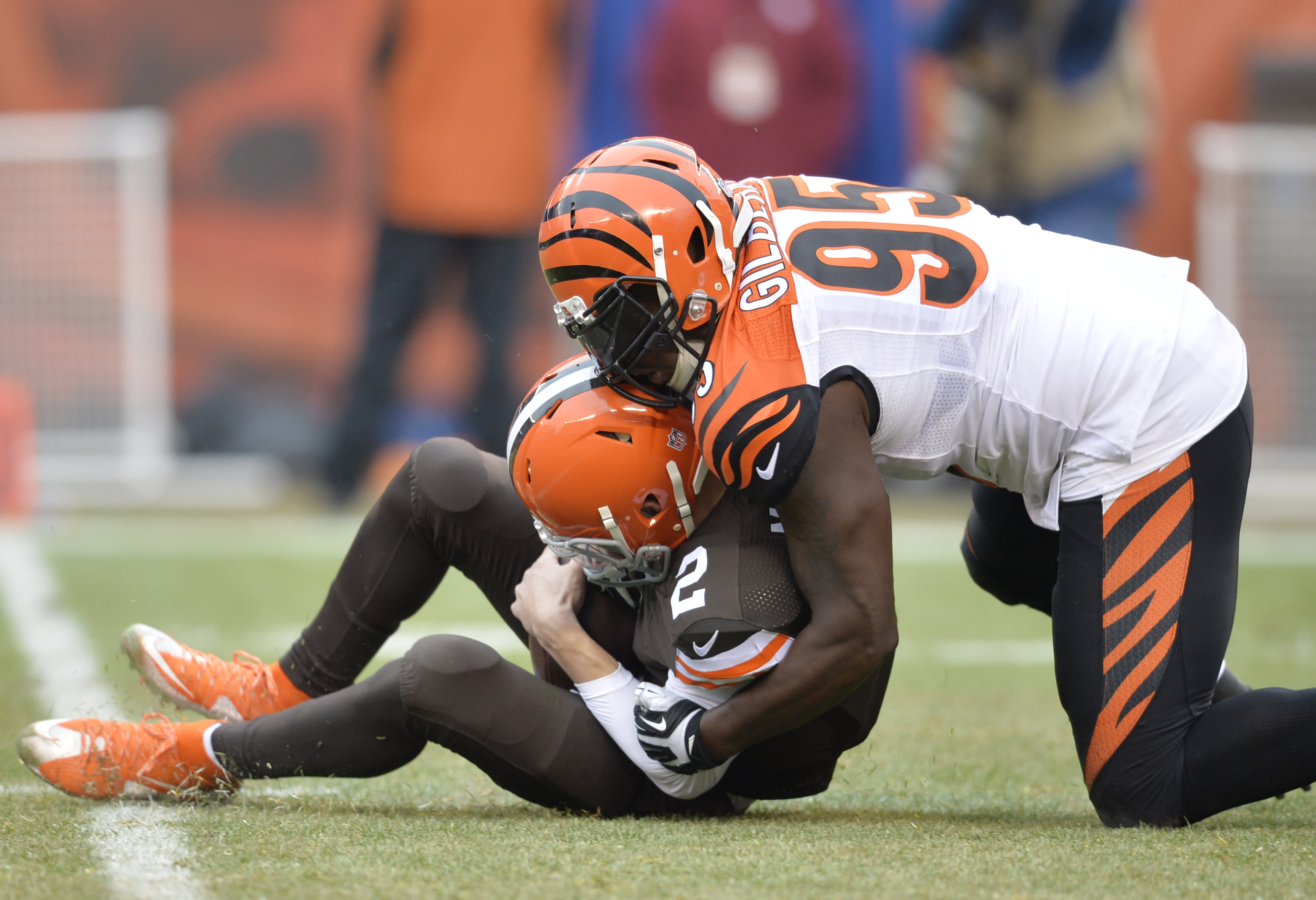 Bengals pulled college video to prep for Manziel