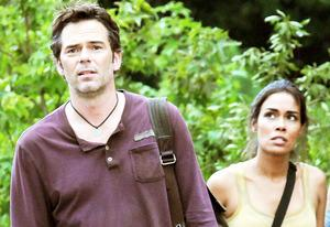 Billy Burke and Daniella Alonso | Photo Credits: Brownie Harrie/NBC
