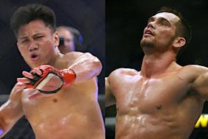 Cung Le vs. Rich Franklin Head First UFC in China