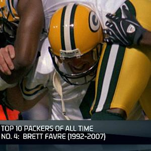 Top 10 Green Bay Packers of all-time
