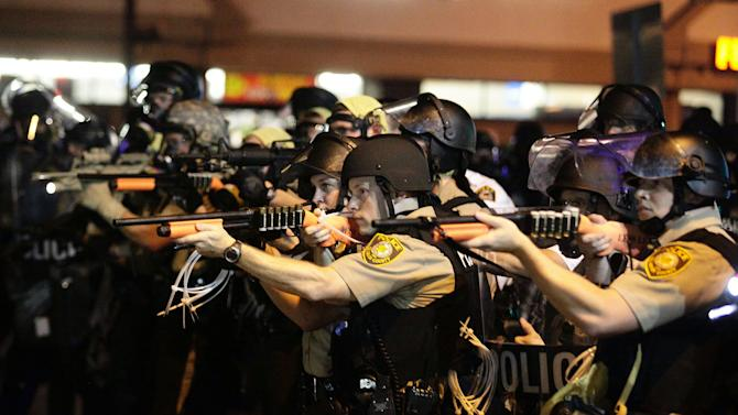 """40 Percent of """"Used"""" Military Equipment Given to Police Is Brand New"""