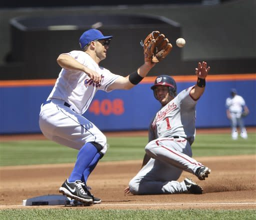 Strasburg Ks 11, Nats complete sweep of Mets