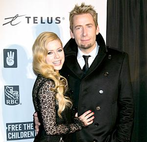 Avril Lavigne Doesn't Remember Much of Her Wedding, Won't Party Without Husband Chad Kroeger
