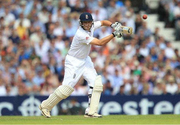 Jonathan Trott is determind to step up his game in the second Test