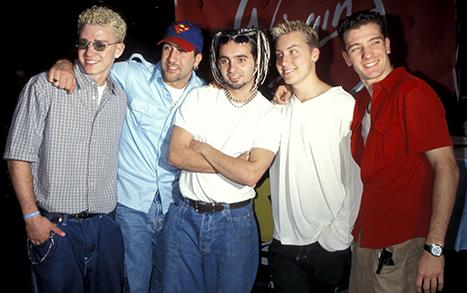 'N Sync Joins Twitter One Day Before VMAs Reunion, See The Band's First Tweet
