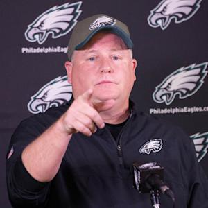 Chip Kelly denies racist accusations from LeSean McCoy