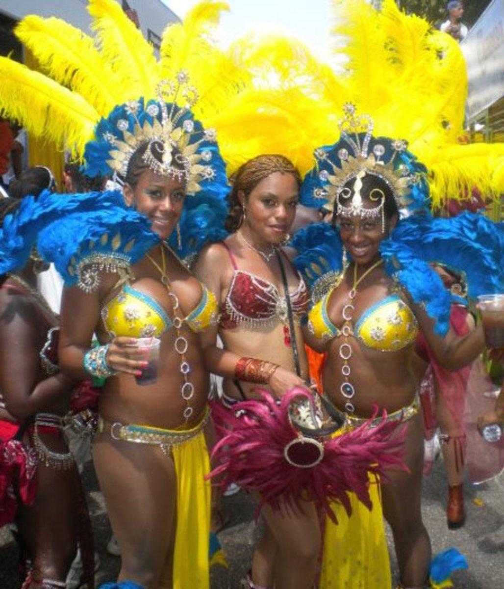 How Carnival Marked the Beginning of My Black Womanhood