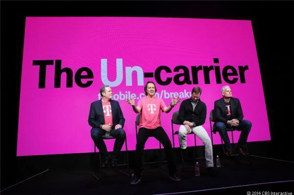 Uncarrier 8: T-Mobile lets you store, roll over your data