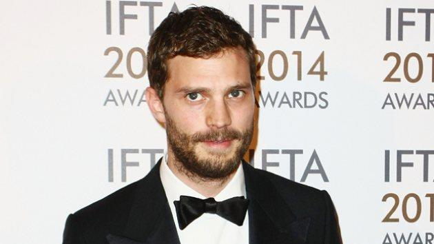 Jamie Dornan attends the Irish Film And Television Awards on April 5, 2014 in Dublin, Ireland -- Getty Images